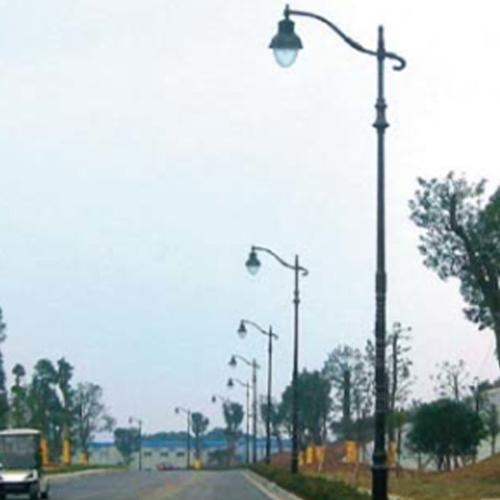 湖南常德生态园道路亮化工程