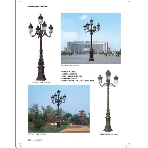 精美欧式庭院灯生产基地