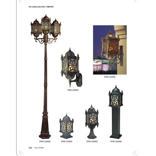 室外照明欧式古董庭院装饰灯
