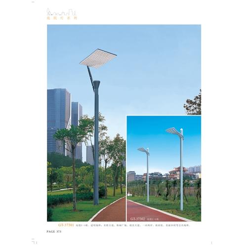 中山LED高亮度庭院灯厂家