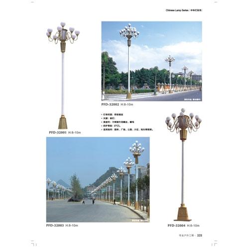 大型LED节日景观中华路灯