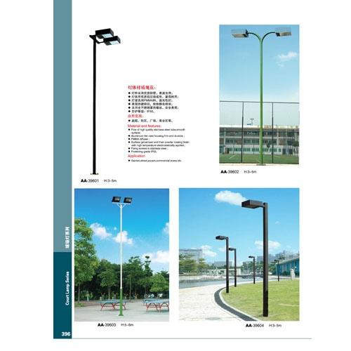 简洁设计运动场照明工程球场灯