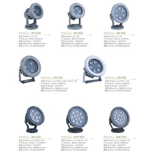 LED景观射灯中山厂家