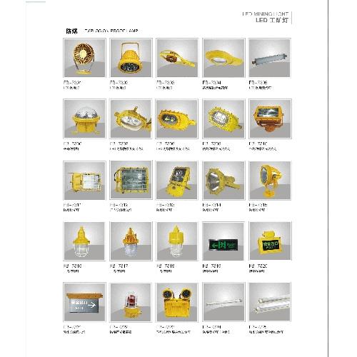 专业LED工矿灯防爆灯泛光灯生产制造