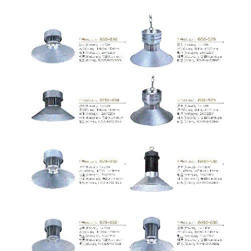 贴片LED工业照明投光灯工矿灯