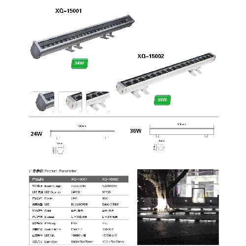 24W36W内控LED洗墙灯厂价直销批发