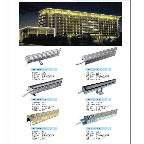 专业外墙照明工程定制LED洗墙灯