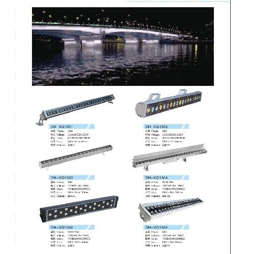 LED桥梁轮廓显示装饰灯洗墙灯