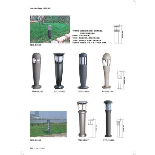 城市绿化优质草坪灯